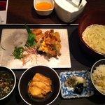 神勝寺うどん - ボリュームもあり美味しいです。