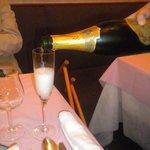 丸山亭 - 大人はシャンパン