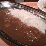 銀カレー - 下町ポーク490円