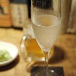 燻製キッチン - 2011/10 山口の地酒 獺祭