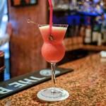 バー スティンガー - ■イチゴのカクテル