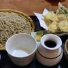 玄庵 - 料理写真:人気の天せいろ(並)