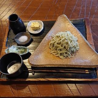 地水庵 - 料理写真:古典そば