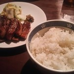 100034645 - 牛たん焼定食 1750円