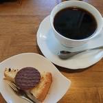 ききカフ恵 - 拘りの本日のコーヒー(マンデリン)(400円)