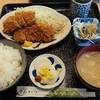 とんかつとん平 - 料理写真:バラかつ定食¥980-