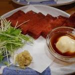 酒場 16番 - 浜田の赤てん580円