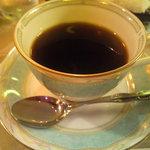 珈琲エーデルワイス - ホットコーヒー
