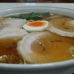 阿Q - 料理写真:チャーシュー麺