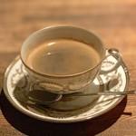 BRASS - ブラスオリジナルコーヒー(450円)