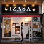 IZASA - お店外観