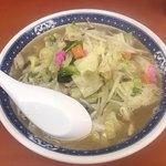 福楽 - 料理写真:チャンポン