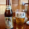 慈久庵 - ドリンク写真:麒麟ノンアルビール「零ICHI」400円×2