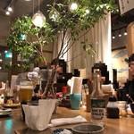うどん酒場 香川一福 - 店内
