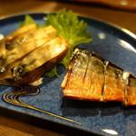 日本酒&ワイン toi - サバ燻製
