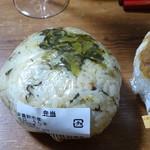 安曇野スイス村ハイジの里 - 料理写真:ピリ辛高菜おにぎり