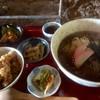 八郷の里 - 料理写真:おこわセット