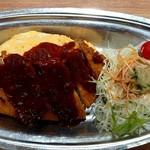 ボルガ食堂 - ボルガライス(980円)☆