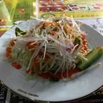 スーリヤ - 料理写真:サラダ