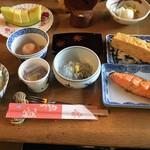 伊藤山荘 - 料理写真: