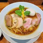 麺LABOひろ - 麺LABOひろ(LABO鶏そば醤油 1,200円)