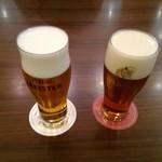 ヱビスビール記念館 - エビスマイスターと琥珀エビス