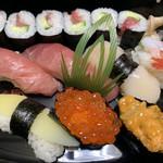 湊寿司 - 特上握り