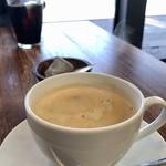 パスタ フレスカ ダンメン - ランチに付けられるコーヒー