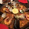 エル プエンテ - 料理写真:鶏肉と魚介たっぷりミックスパエリア
