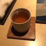100053078 - トリプルコンソメスープ。めちゃくちゃ美味しいんですが、熱い‼️口と指のヤケド注意