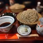 賀久 - 料理写真:地海苔せいろ