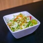 ビーフクック黒毛和牛 - ☆サラダ