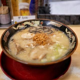 鹿児島ラーメン豚とろ - 料理写真:■チャーシューメン 963円