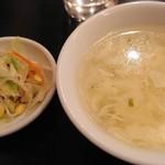 Maraoudoufu - スープは美味しかったです