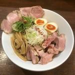 Ramenkasumi - 特製煮干まぜそば