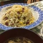 しらかば - 料理写真:カルパス炒飯