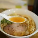 麺屋 菜々兵衛 - スープが激ウマい