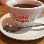 カフェ オランジュリー -