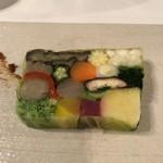 Le Salon de Legumes - お野菜づくしの特製レギュームテリーヌ