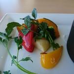 レストラン ふらのグリル - グリル野菜