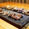 小林 地鶏の里 - 料理写真:☆おまかせ5種盛り(2人前)2680円