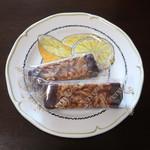 巴裡 小川軒 - 料理写真:小川軒のフロランタン