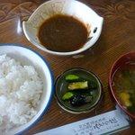 10007988 - ご飯とみそ汁(おかわり自由★)