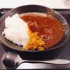JALファーストクラスラウンジ 羽田空港国際線 - 料理写真:JAL特製オリジナルビーフカレー(๑>◡<๑)