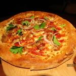 100070455 - BBQチキンのピッツァ