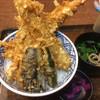 三喜 - 料理写真:大名天丼