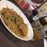 100076680 - 炒麺(イタメン)?