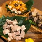 タミーデイズ - 低温調理「お肉三種盛りセット」