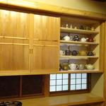 Sakamaruyama - 右の棚