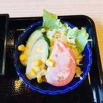 Wadokoroirori - サラダ